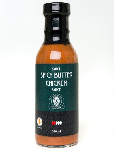 Spicy Butter Chicken Sauce