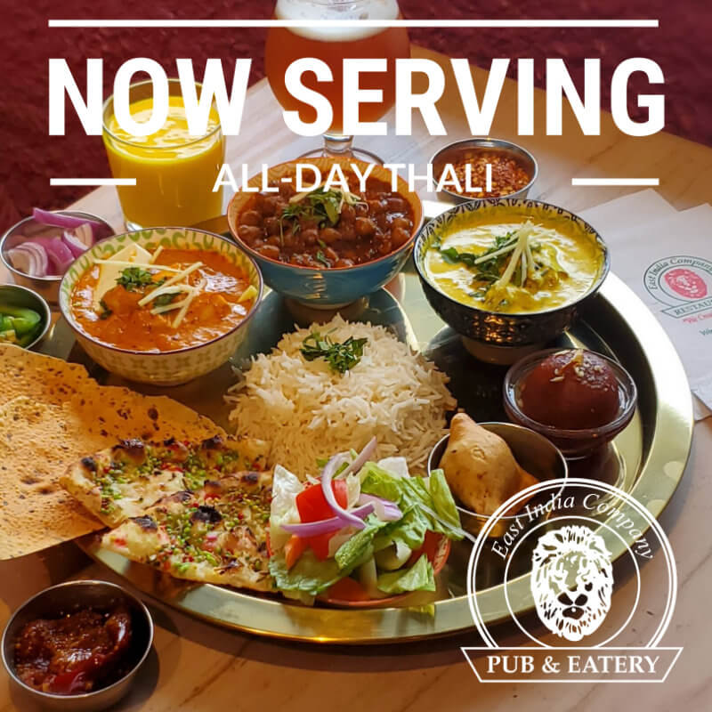 All-day Thali